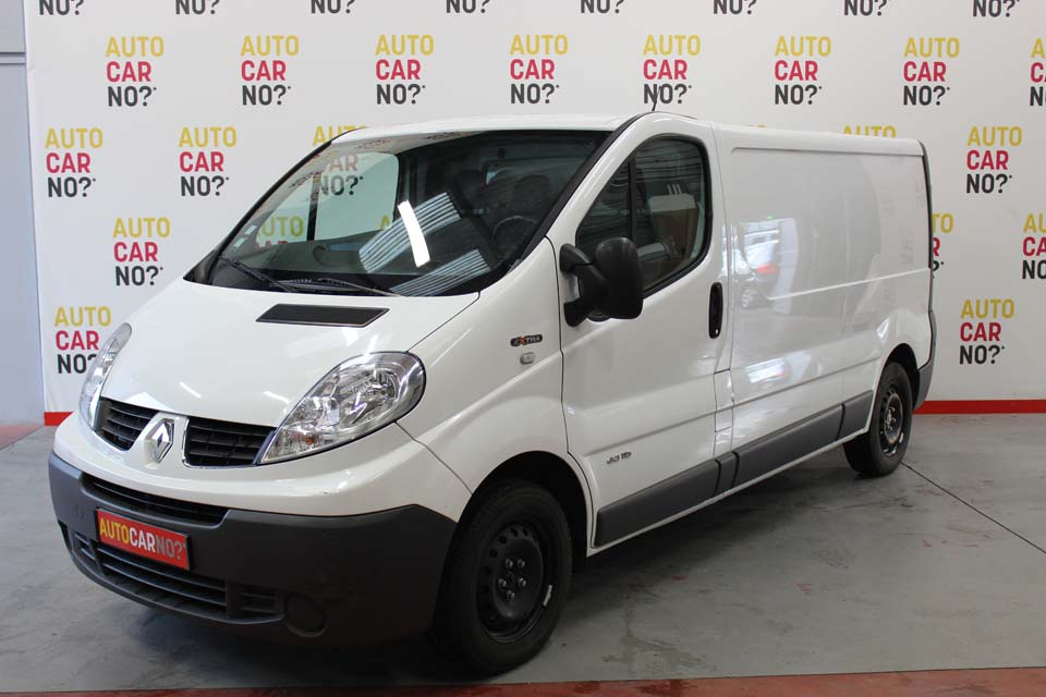 occasion renault trafic 2 l2h1 dci 115 extra blanc diesel al s nos v hicules utilitaires d. Black Bedroom Furniture Sets. Home Design Ideas