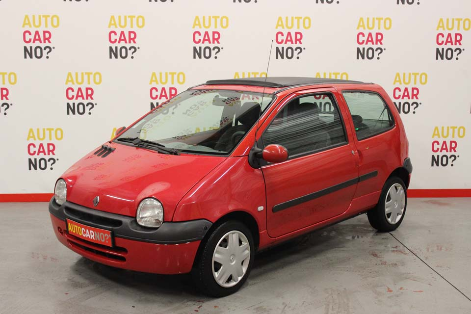 occasion renault twingo 1 2 rouge essence avignon 8544 auto car no