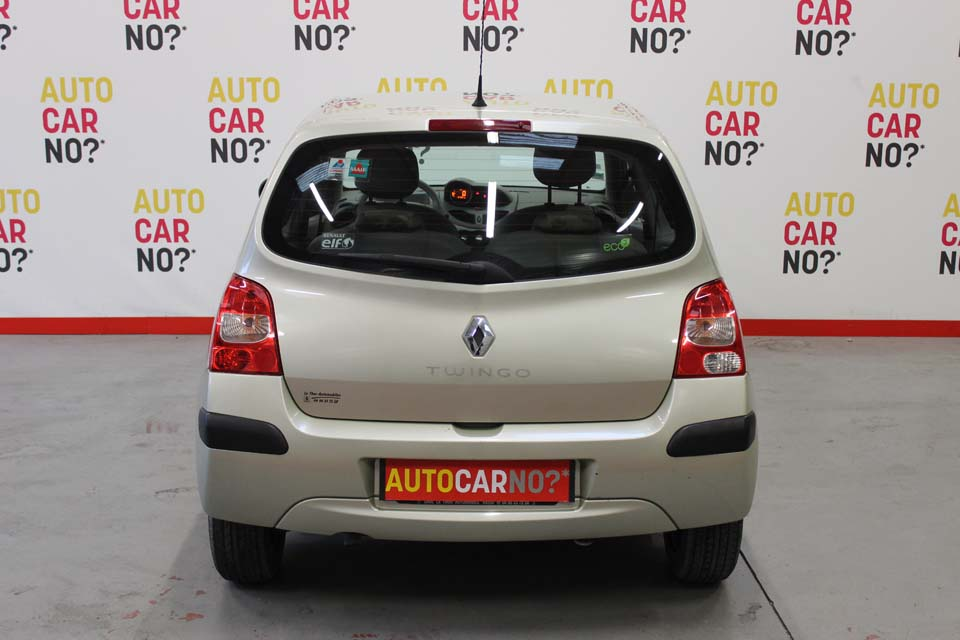 occasion renault twingo 2 1 5 dci 65 helios gris diesel. Black Bedroom Furniture Sets. Home Design Ideas