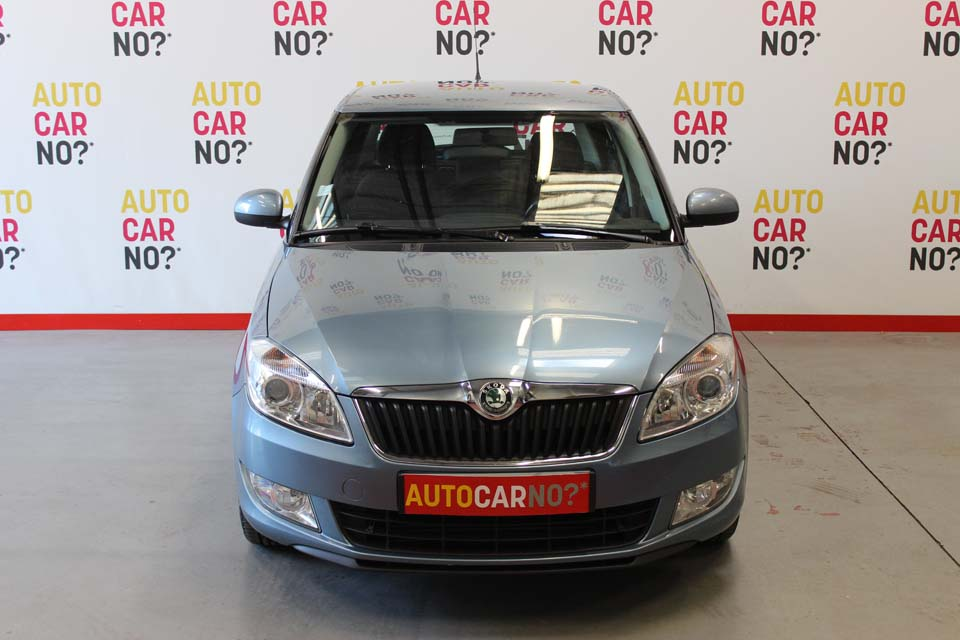 occasion skoda fabia 2 1 6 tdi 90 cr ambition gris diesel montpellier 8527 auto car no. Black Bedroom Furniture Sets. Home Design Ideas