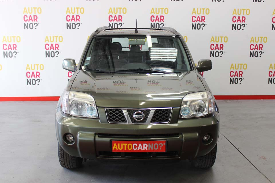 occasion nissan x trail 2 2 dci 136 elegance vert diesel. Black Bedroom Furniture Sets. Home Design Ideas