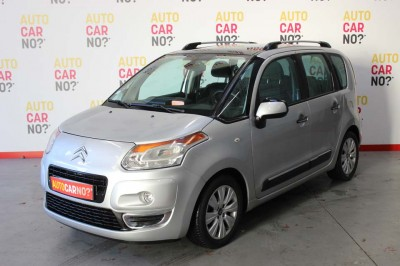 Voiture occasion CITROEN C3 PICASSO HDI 110 FAP EXCLUSIVE BV6 GRIS Diesel Nimes Gard