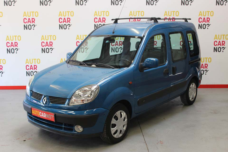 occasion renault kangoo 1 5 dci 65 privilege bleu diesel. Black Bedroom Furniture Sets. Home Design Ideas