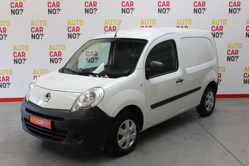 occasion renault kangoo 2 express extra l1 dci 75 euro5 blanc diesel al s 8609 auto car no. Black Bedroom Furniture Sets. Home Design Ideas