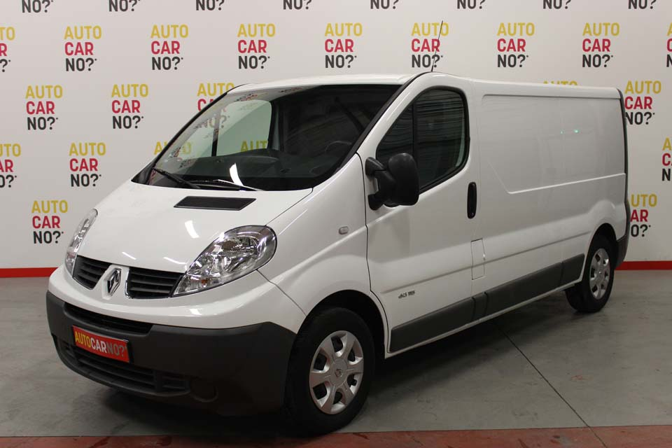 occasion renault trafic 2 l2h1 dci 115 extra blanc diesel. Black Bedroom Furniture Sets. Home Design Ideas