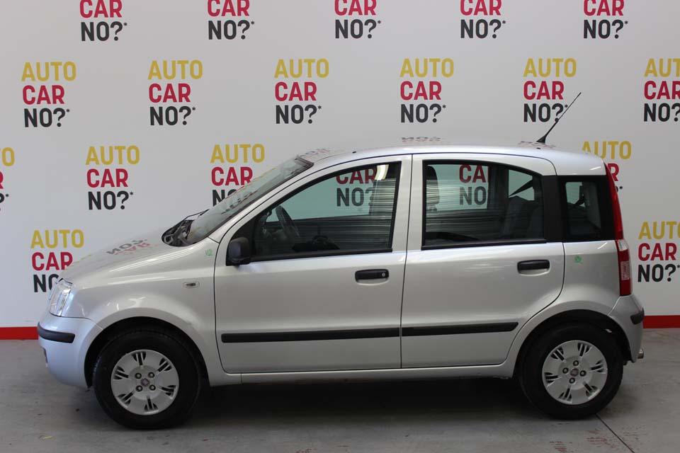 Occasion Fiat Panda 2 1 3 Multijet 70 Dynamic Gris Diesel