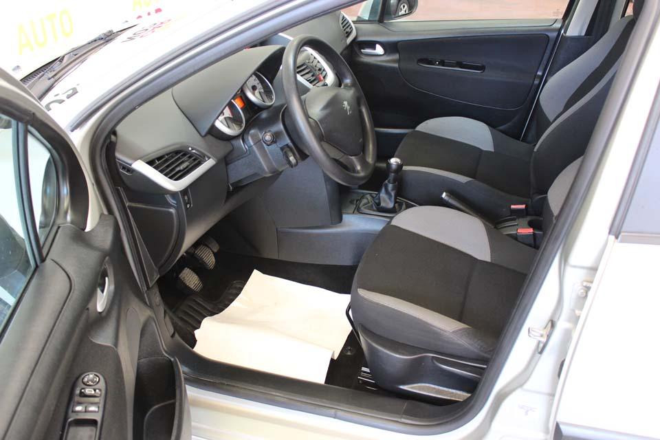 occasion peugeot 207 1 4 hdi 70 trendy 5p gris diesel montpellier 8700 auto car no. Black Bedroom Furniture Sets. Home Design Ideas