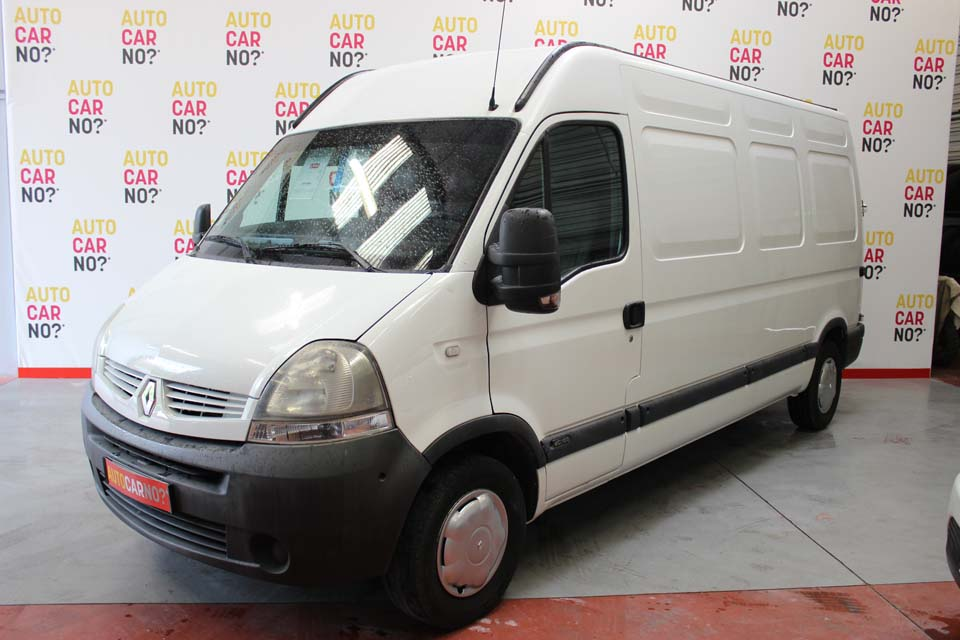 occasion renault master 2 l3h2 dci100 confort blanc diesel. Black Bedroom Furniture Sets. Home Design Ideas