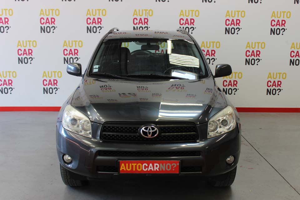 occasion toyota rav4 136 d 4d vx gris diesel montpellier. Black Bedroom Furniture Sets. Home Design Ideas