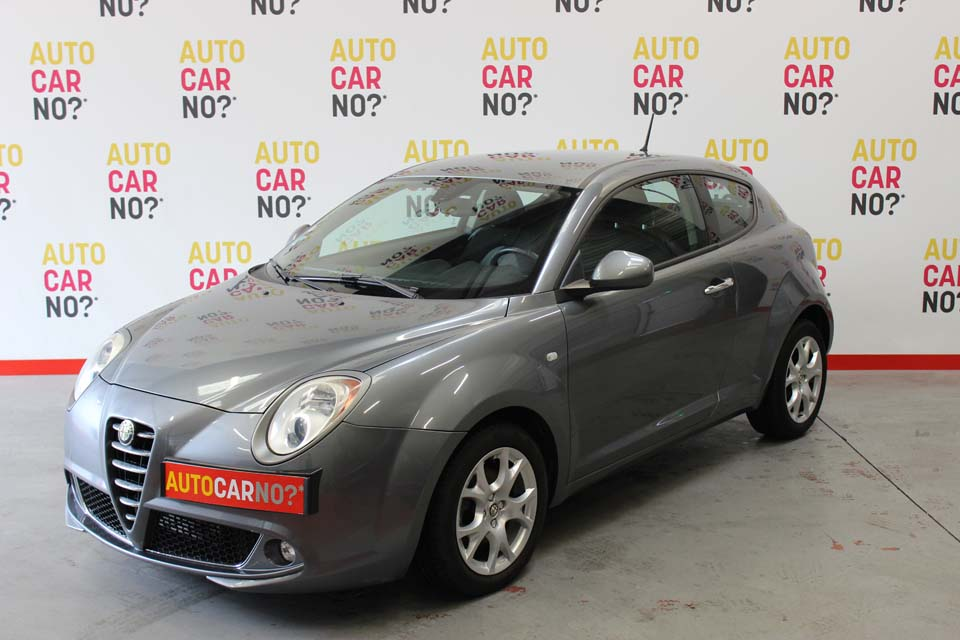 occasion alfa romeo mito 1 3 jtdm 95 s s distinctive gris. Black Bedroom Furniture Sets. Home Design Ideas