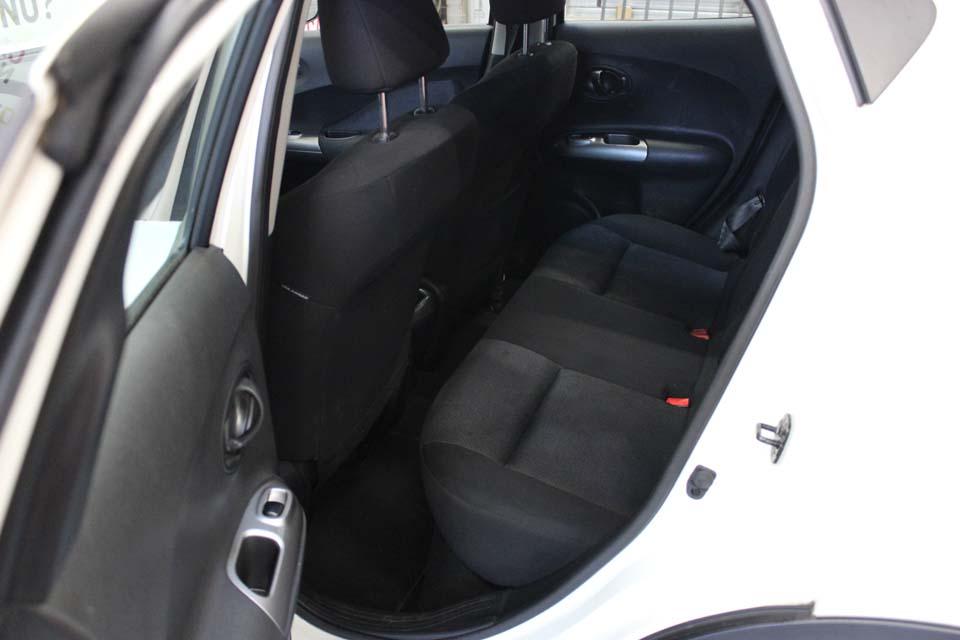 occasion nissan juke 1 6 e 117 6cv visia blanc essence montpellier 8744 auto car no. Black Bedroom Furniture Sets. Home Design Ideas