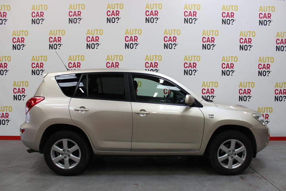 occasion toyota rav4 136 d 4d vx beige diesel avignon 8769 auto car no