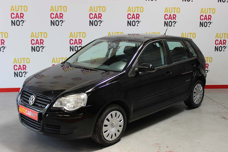 Occasion Volkswagen Polo 4 1 2 70 United 5p Noir Essence