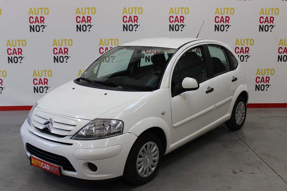 occasion citroen c3 1 4 hdi 70 blanc diesel montpellier. Black Bedroom Furniture Sets. Home Design Ideas