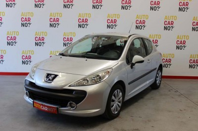 Voiture occasion PEUGEOT 207 HDI 90 STYLE GRIS Diesel Avignon Vaucluse