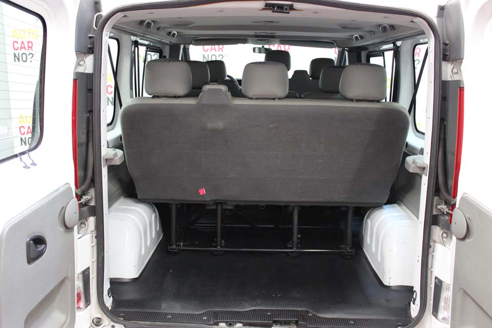 occasion renault trafic 2 passenger 2 5 dci 145 expression. Black Bedroom Furniture Sets. Home Design Ideas