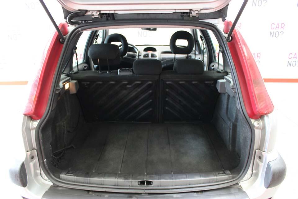 occasion peugeot 206 sw 2 0 hdi xs gris diesel al s 8884 auto car no. Black Bedroom Furniture Sets. Home Design Ideas