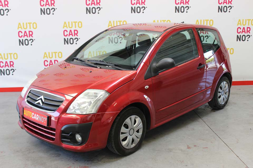 Super Occasion CITROEN C2 1.4 HDI 70 AIRPLAY ROUGE Diesel Nimes - 8942  OG38
