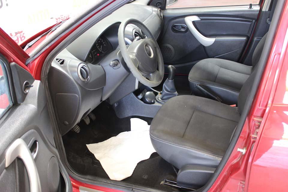 occasion dacia sandero stepway 1 5 dci 70 rouge diesel nimes 8937 auto car no. Black Bedroom Furniture Sets. Home Design Ideas