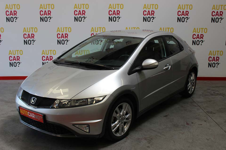 occasion honda civic 8 2 2 i ctdi 140 virtuose panoramique