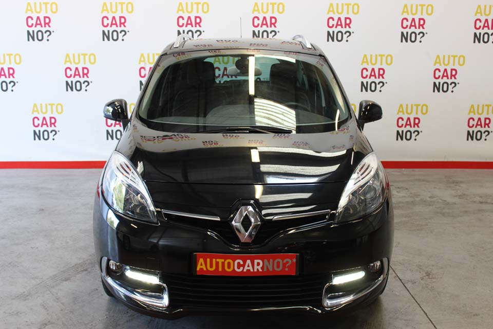 occasion renault grand scenic 3 1 5 dci 110 energy bose. Black Bedroom Furniture Sets. Home Design Ideas