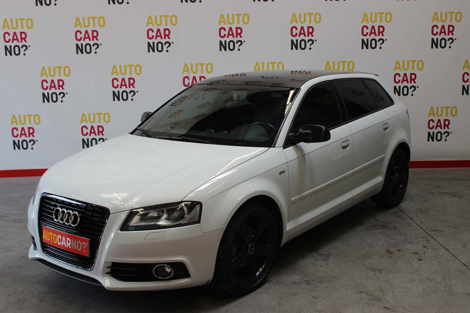 audi a3 sportback 2 0 tdi 140cv s line. Black Bedroom Furniture Sets. Home Design Ideas