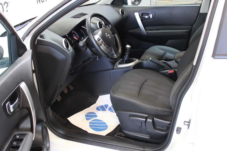 occasion nissan qashqai 1 5 dci 110 fap acenta blanc diesel avignon 9017 auto car no. Black Bedroom Furniture Sets. Home Design Ideas
