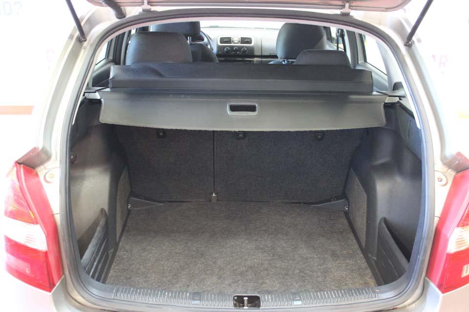 occasion skoda fabia 2 combi 1 4 85 ambiente gris essence. Black Bedroom Furniture Sets. Home Design Ideas