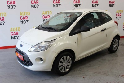 Voiture occasion FORD KA 1.2 69 TREND BLANC Essence Nimes Gard