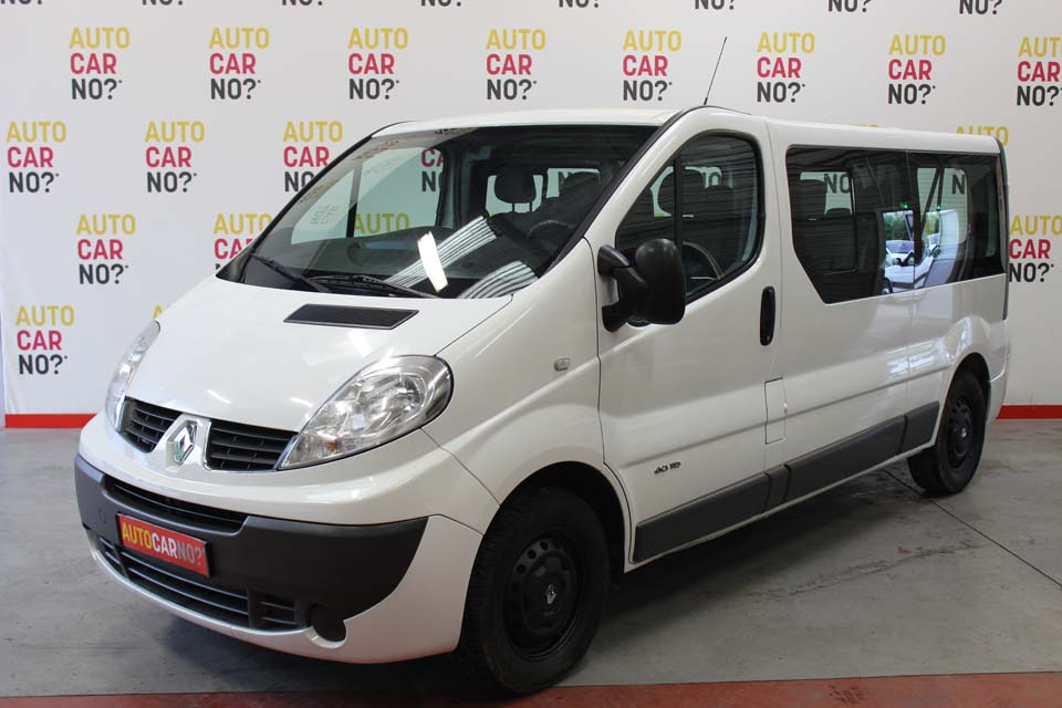 occasion renault trafic 2 passenger grand expression dci. Black Bedroom Furniture Sets. Home Design Ideas