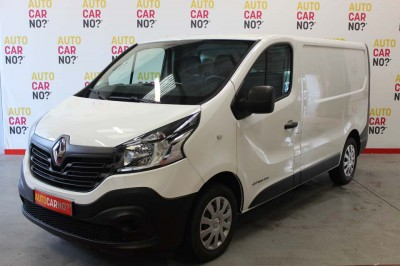 Voiture occasion RENAULT TRAFIC 3 FOURGON GRAND CONFORT L1H1 1200 ENERGY DCI 120 BLANC Diesel Avignon Vaucluse