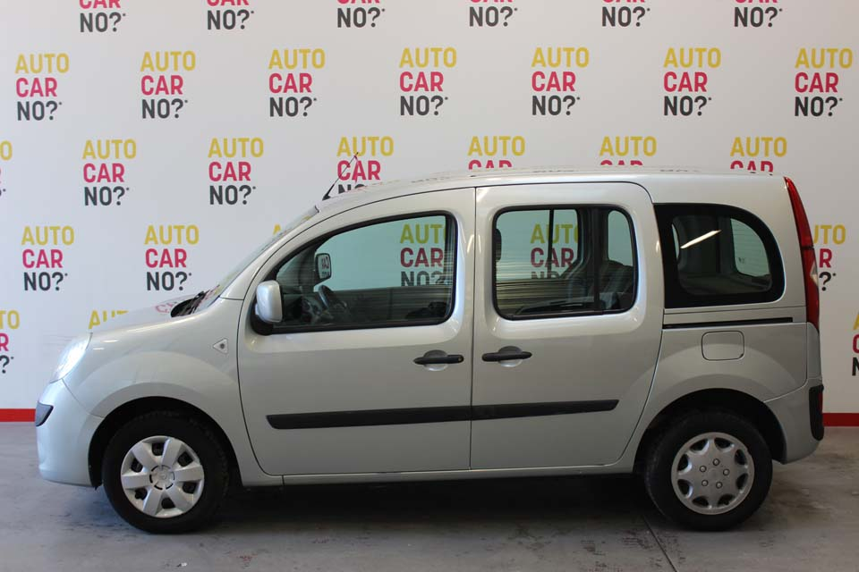 occasion renault kangoo 2 1 5 dci 85 privilege gris diesel. Black Bedroom Furniture Sets. Home Design Ideas