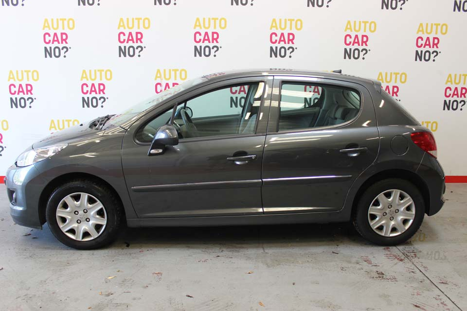 peugeot 207 occasion automatique