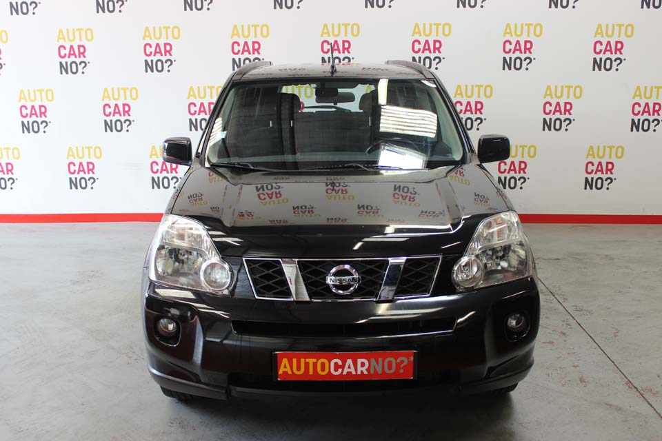 occasion nissan x trail 2 2 0 dci 150 se noir diesel. Black Bedroom Furniture Sets. Home Design Ideas