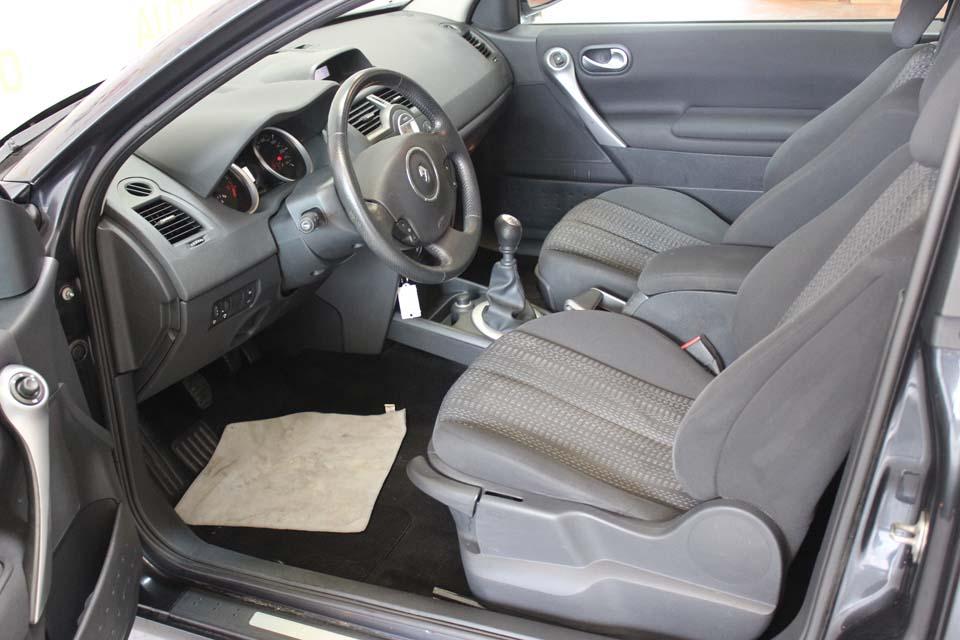 occasion renault megane 2 coupe 1 9 dci 130 fap dynamique gris diesel nimes 9321 auto car no. Black Bedroom Furniture Sets. Home Design Ideas