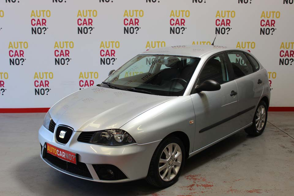occasion seat ibiza 3 1 9 tdi 100 collector sport 5p gris. Black Bedroom Furniture Sets. Home Design Ideas