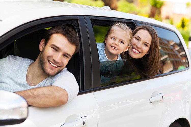 Parce que nous offrons toute la sécurité<br /> d'un bon véhicule au prix de l'occasion.
