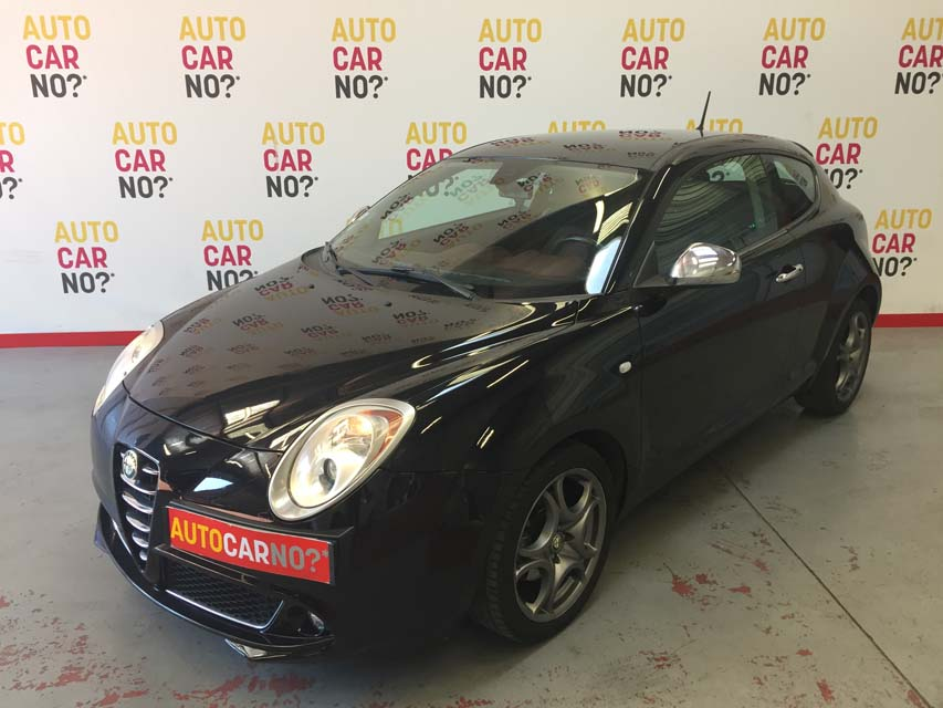 occasion alfa romeo mito 1 3 jtdm 95 s s latina noir. Black Bedroom Furniture Sets. Home Design Ideas