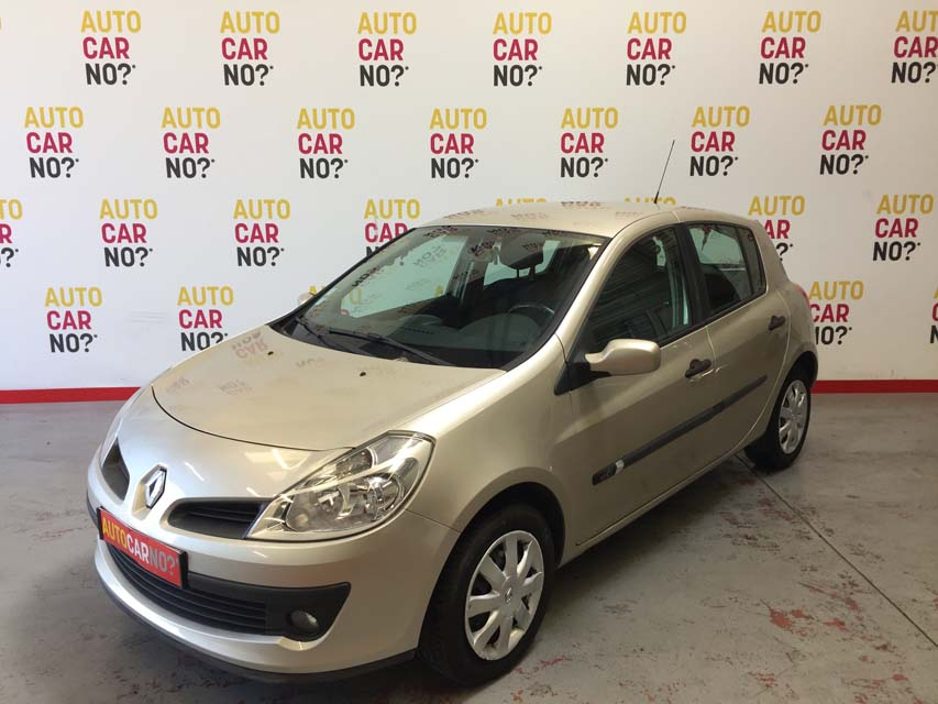 occasion renault clio 3 1 5 dci 85 confort pack clim dynamique 5p beige diesel montpellier. Black Bedroom Furniture Sets. Home Design Ideas
