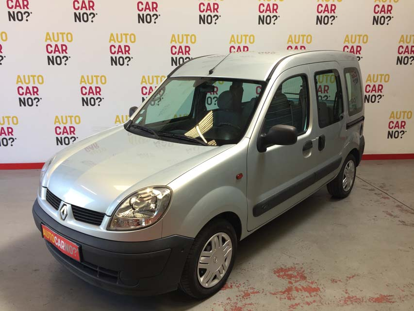 occasion renault kangoo 1 5 dci 65 privilege gris diesel. Black Bedroom Furniture Sets. Home Design Ideas