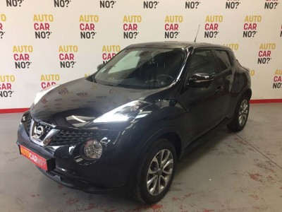 Voiture occasion NISSAN JUKE 1.5 DCI 110 STOP/START CONNECT EDITION NOIR Diesel Nimes Gard