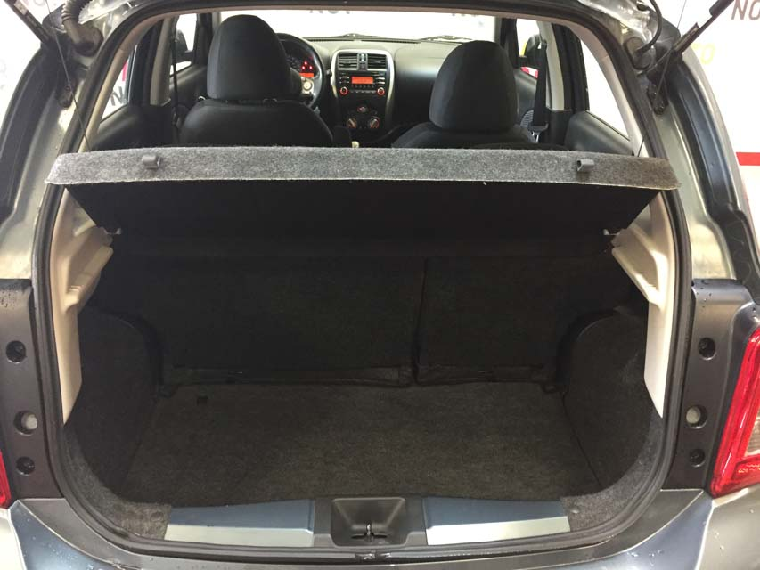 occasion nissan micra 4 1 2 80 acenta gris essence arles 9747 auto car no. Black Bedroom Furniture Sets. Home Design Ideas