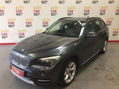 Voiture occasion BMW SERIE 1 XDRIVE20D LOUNGE BVA8 GRIS Diesel Nimes Gard