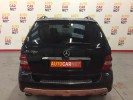 Voiture occasion MERCEDES CLASSE M 2 ML 500 LUXURY BVA NOIR Essence Alès Gard #5