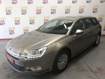 Voiture occasion CITROEN C5 TOURER 1.6 HDI 110 FAP ATTRACTION AIRDREAM BEIGE Diesel Avignon Vaucluse