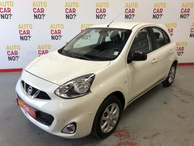Voiture occasion NISSAN MICRA 4 1.2 80 CONNECT EDITION BLANC Essence Avignon Vaucluse