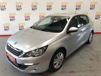 Voiture occasion PEUGEOT 308 1.6 E-HDI 115 ACTIVE GRIS Diesel Nimes Gard