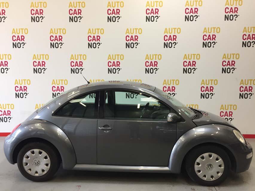 occasion volkswagen new beetle 1 9 tdi 100 gris diesel. Black Bedroom Furniture Sets. Home Design Ideas