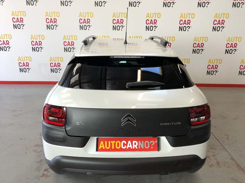occasion citroen c4 cactus 1 2 puretech 82 shine blanc. Black Bedroom Furniture Sets. Home Design Ideas