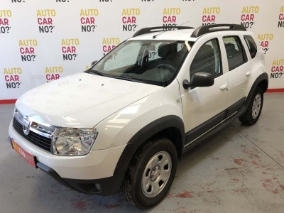 Voiture occasion DACIA DUSTER 1.5 DCI 85 4X2 ECO2 LAUREATE BLANC Diesel Nimes Gard